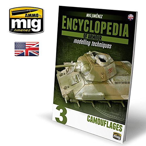 AMM6152 AMMO by Mig Encyclopedia of Armor Modelling Techniques #3 - Camouflages pdf epub