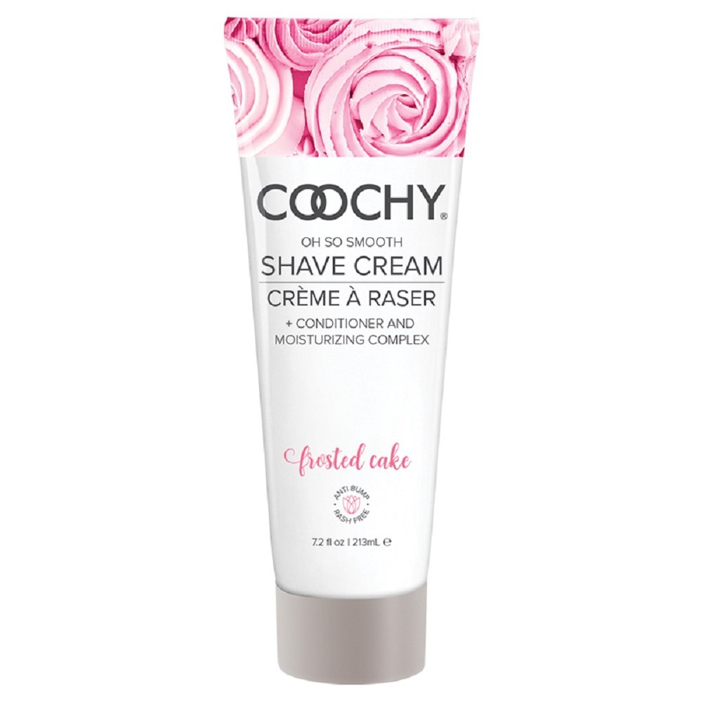 Coochy Shave Cream Frosted Cake - 7.2 oz