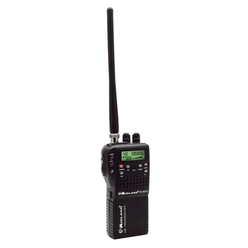 Midland 75 822 40 Channel Cb Way Radio Home Audio Theater Uniden Wiring Diagram