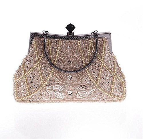 Dress Satin Embroidery Beaded Metal Wedding Clutch Bridesmaid Party NVBAO Bride Bags Crystal Evening Cheongsam Handbag Women SqUIff