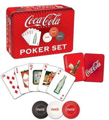 Coca Cola Poker by Giftapolis