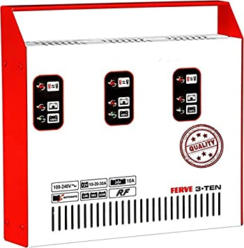 Ferve - Automatic Charger Ten 12V 10 20 30A 24V 10A F1230 ...