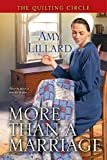 More Than a Marriage (A Quilting Circle Novella Book 3) - Kindle edition by Lillard, Amy. Religion & Spirituality Kindle eBooks @ Amazon.com.
