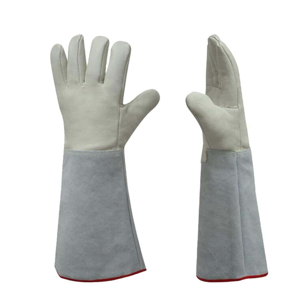 SM SunniMix Freezer Winter Work Gloves, Double Lining Protector Your Hands, 36cm Long