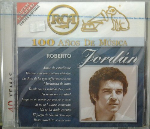 Roberto Jordan Roberto Jordan 2cds 100 Anos De Musica 2cds 8624 Music