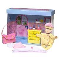 Baby Born Mini World Set de cuidado y alimentación