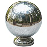HomDSim Gazing Ball Globe Stand for Outdoor
