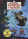 Spirou et Fantasio, Tome 55 : La colère du Marsupilami par Vehlmann