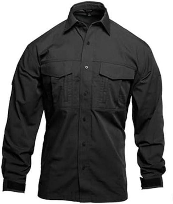 BlackHawk MDU - Camisa de Campo para Hombre (Uniforme de Vestido)