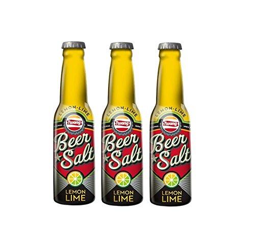 Twang Beer Salt, Lemon Lime, 1.4oz Bottles, 3-pack