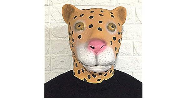 CXXX Máscara, tocados de Animales, Sombreros de látex, Accesorios ...