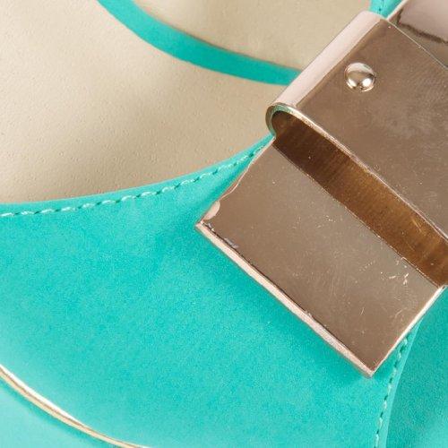 Dolcis - Sandalias de vestir de sintético para mujer azul - Aqua