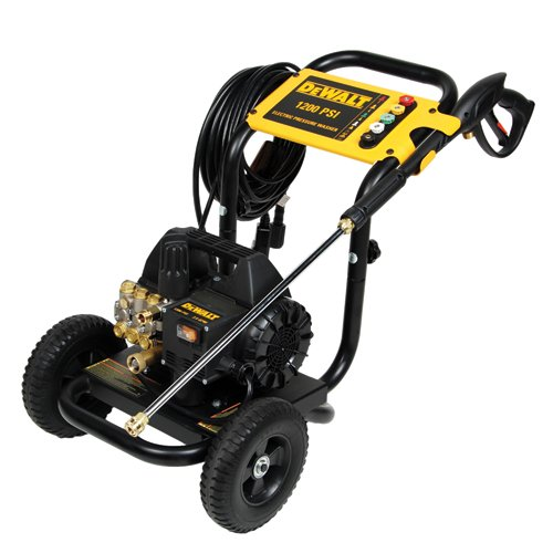 DeWalt DXPW1500E DeWALT 1500 PSI @ 1.8 GPM Electric Pressure Washer For Sale