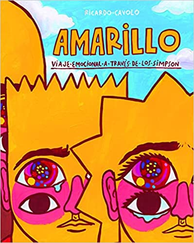 Amarillo de Ricardo Cavolo