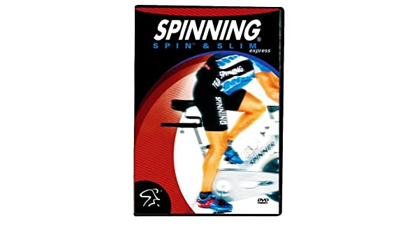 Mad Dogg Athletics Spinning Spin and Slim DVD by Mad Dogg ...