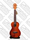Oscar Schmidt OU300FT Flame Mahogany Tenor Ukulele - Natural