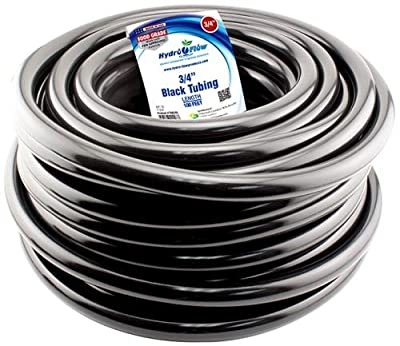 Hydro Flow 100-Feet Roll Vinyl Tubing with 1/2-Inch Internal Diameter and 5/8-Inch Outer Diameter