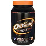 Oh Yeah! Total Protein System Vanilla Creme — 2.4 lbs