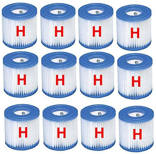 🥇 Cartucho de filtro de piscina Intex tipo H # 29007