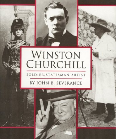 Winston Churchill: Soldier, Statesman, Artist by Clarion Books (Image #2)