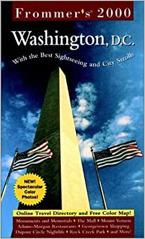 Washington DC 2000 (Frommer′s Complete Guides)