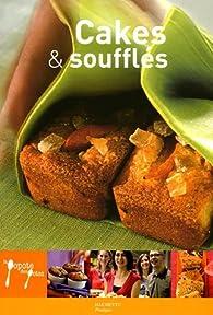 Cakes & soufflés par Aude de Galard