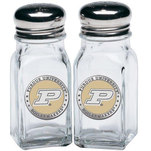 (1pc, Pewter Purdue University Salt & Pepper Shakers)