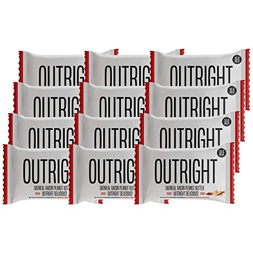 Outright Bar | 12 Pack – Peanut Butter Oatmeal Raisin