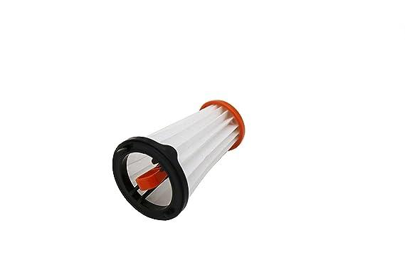 Filtro de recambio para las aspiradoras AEG / Electrolux Rápido y ErgoRápido. Reemplaza a AEF 144, EF144. Producto genuino de Green Label