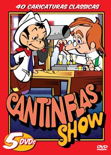 Cantinflas Show: 40 Caricaturas Classicas!