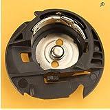 Piezas de máquinas de coser caja de bobina 416444401 para Singer 8768 XL-400XL550# 416506501