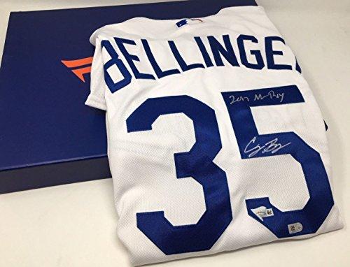 Nl Mvp Mlb Baseball - CODY BELLINGER Autographed