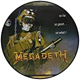 Megadeth [Ltd.Edition]: So Far,So Good... So What! (Picture Vinyl) [Vinyl LP] (Vinyl)