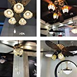 PENCK Ceiling Fan Pull Chains Ornament Set