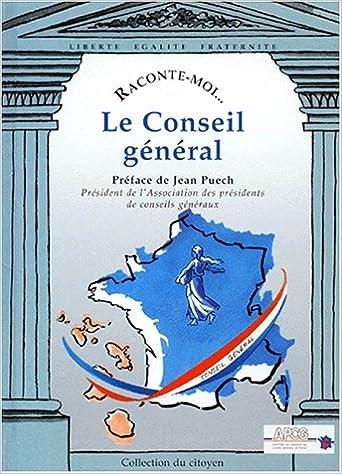 Livres Le Conseil général, numéro 24 pdf