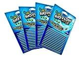 Green Gobbler BIO-FLOW Drain Strips - (Drain Cleaner & Deodorizer) - 4 Packs of 12 each