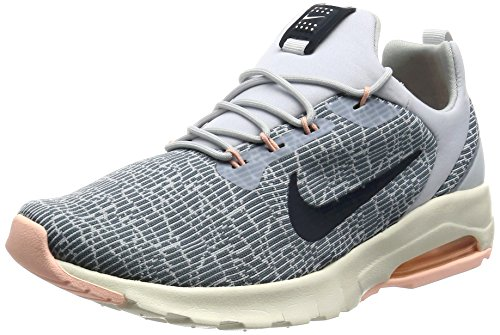 788acebdff5a5 ... italy chaussures 400 max platinum running pure nike armory femme navy  motion air de wmns racer