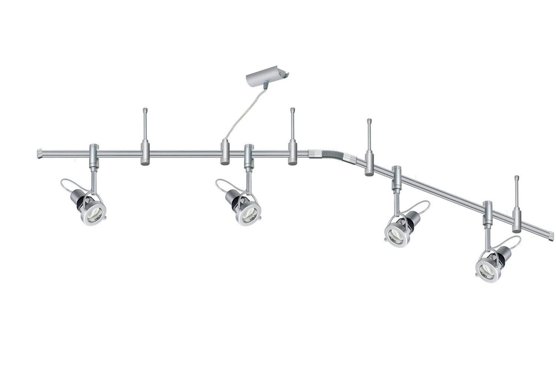 Paulmann Rail System Phantom Set Ring ESL 4x11W GU10 Ti