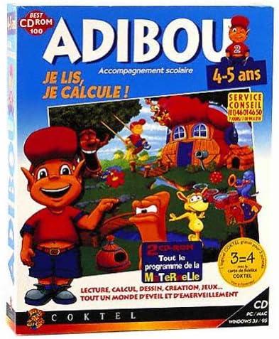 GRATUITEMENT TÉLÉCHARGER ADIBOU 4-5 ANS