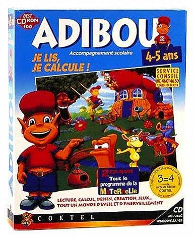 adibou 2-4 ans