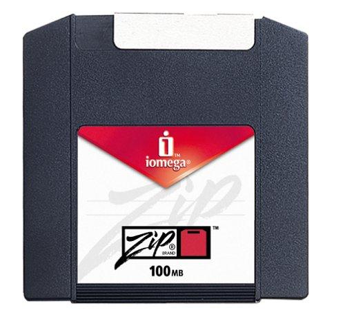 Iomega PC Formatted Zip Disks