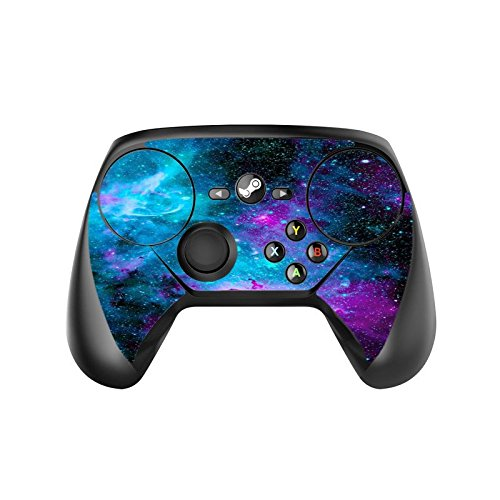 Nebula Galaxy Space Design Pattern Print Steam Controller Vinyl Decal Sticker Skin by Trendy Accessories