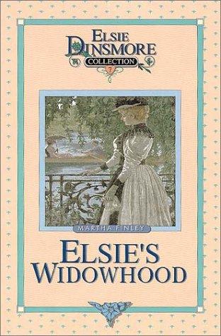 book cover of Elsies Widowhood