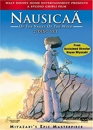 Amazon Nausicaä of the Valley of the Wind Alison