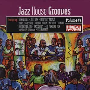 Various artists jazz house grooves v 1 music for Jazz house music