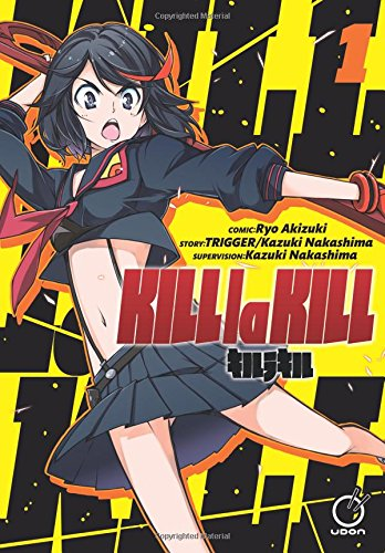 Price comparison product image Kill la Kill Volume 1 (Kill La Kill Gn)