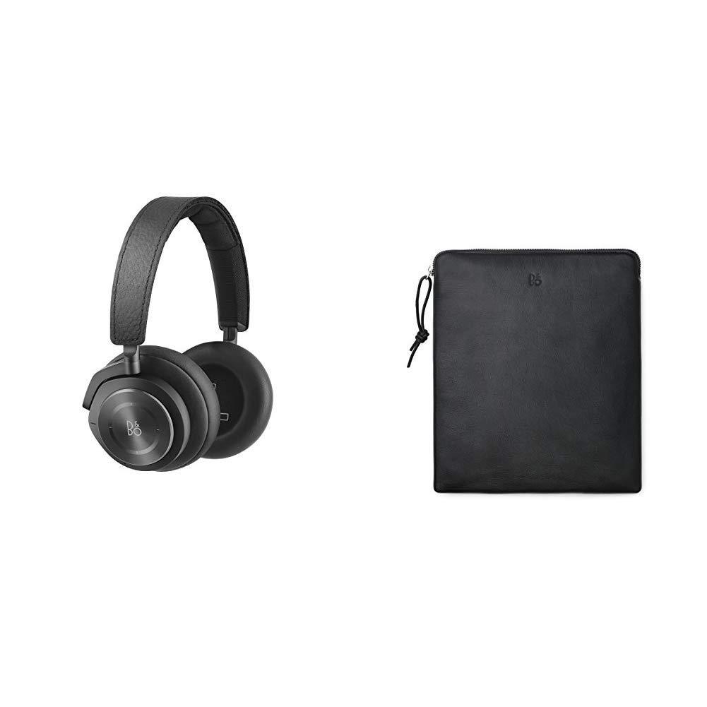 Auriculares circumaurales inalámbricos Bluetooth Beoplay H9i de Bang & Olufsen con cancelación de ruido activa, modo de transparencia y micrófono, ...
