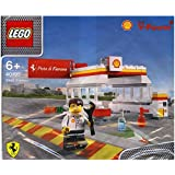 2014 The New Shell V-power Lego Collection Shell Station 40195 Exclusive Sealed