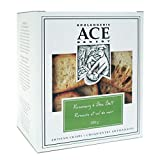 ACE Bakery Rosemary & Sea Salt Large Crisps, 180g