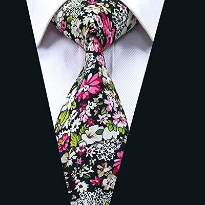 LLZGPZLD Corbata/Corbata De Gravata De La Manera del Diseño del ...